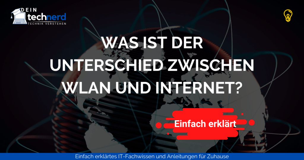 was ist der unterschied zwischen wlan und internet beitragsbild