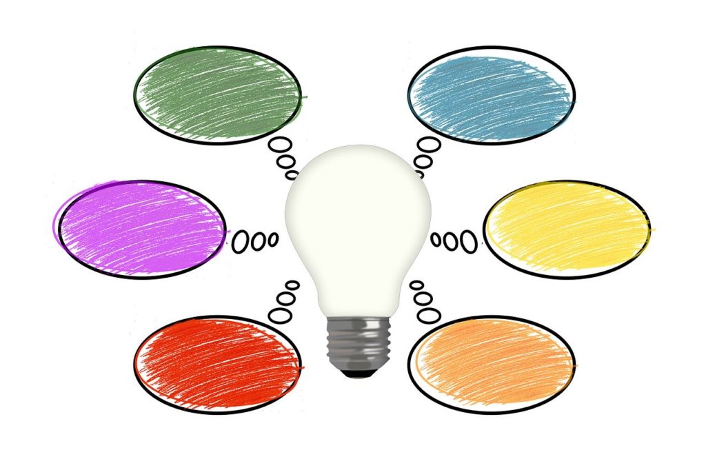 bulbs, light bulb, idea