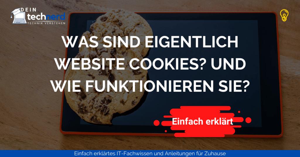 was sind cookies - beitragsbild