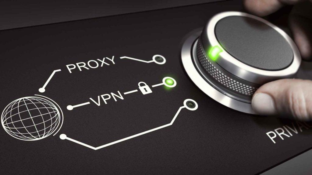 vpn und proxy server