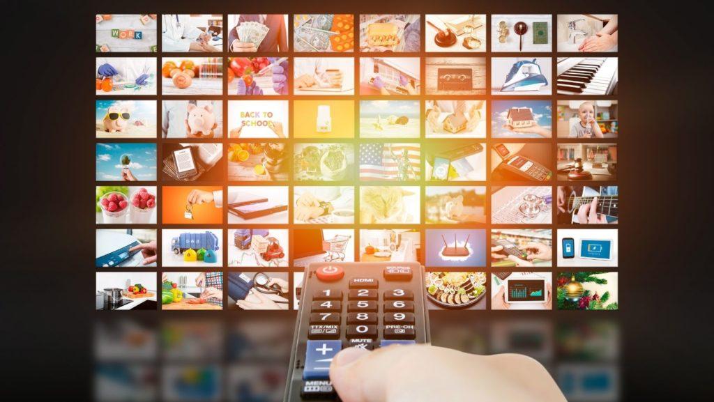 8k Bildschirm - bild in bild