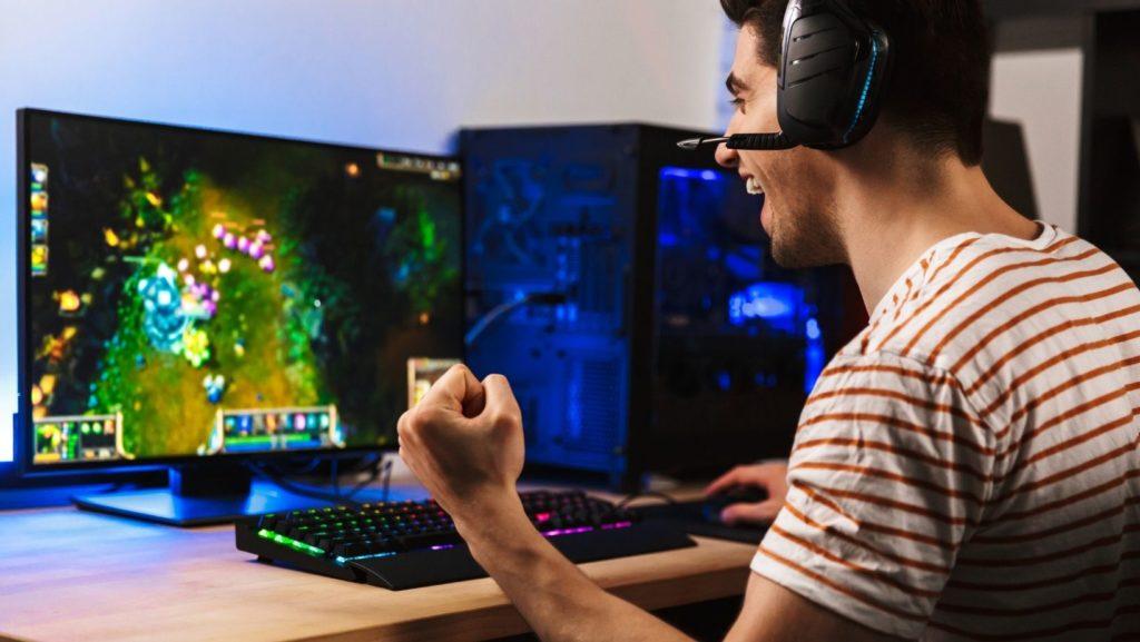wqhd - gamer