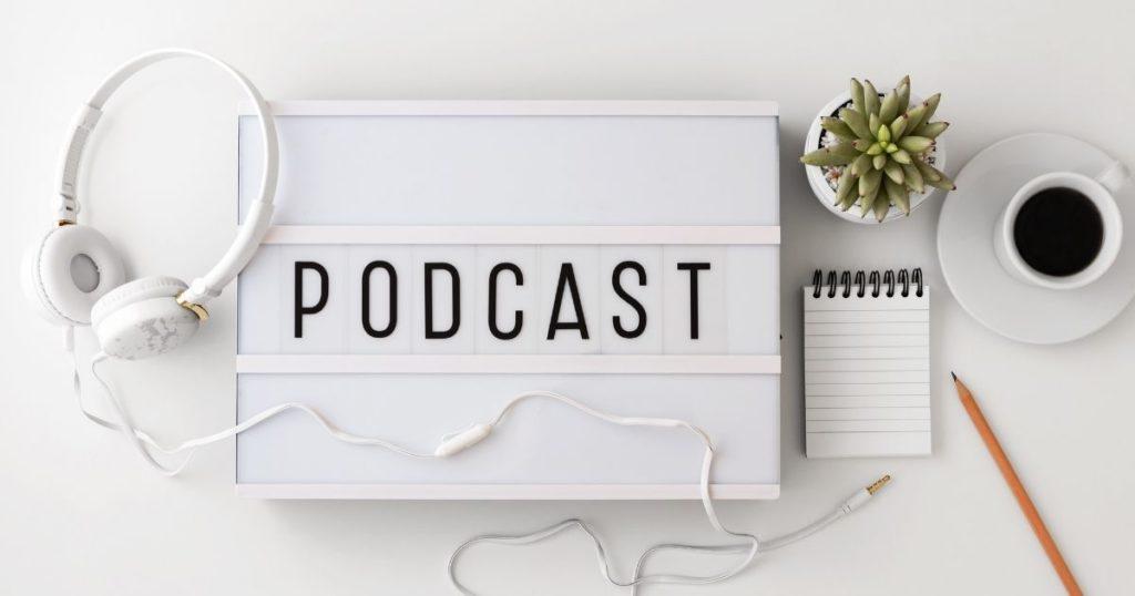 beitragsbild was ist ein podcast
